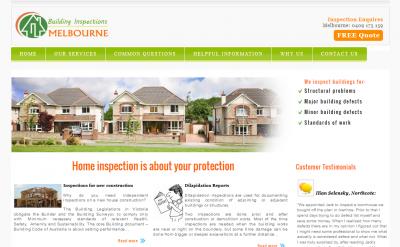 Проект - изграждане на фирмен уеб сайт на строителна фирма