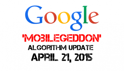 Новини от Гугъл - най-новият ъпдейт Mobilegeddon за мобилни версии е вече факт